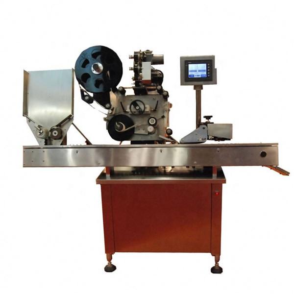 Stroj za etiketiranje bočica s okruglom bočicom od 10-50 ml za kozmetičke ruževe