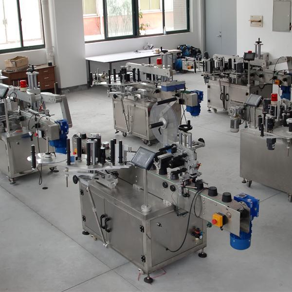 CE certifikat stroja za automatsko označavanje dvostranih naljepnica visoke preciznosti