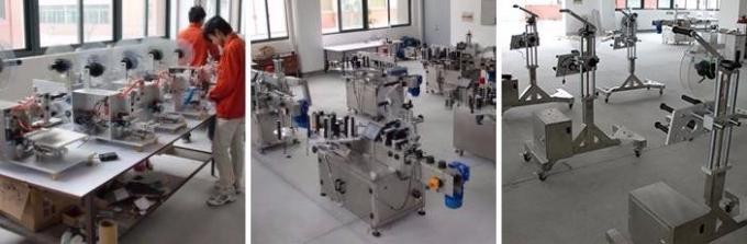 VELIKI Stroj za etiketiranje malih plastičnih boca, naljepnica za naljepnice boca penicilina
