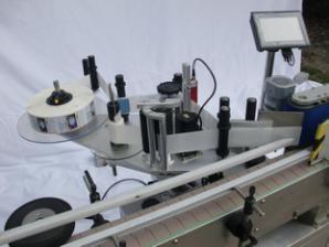Automatski stroj za etiketiranje okrugle boce za nesuho ljepilo, stroj za etiketiranje drvenog kućišta / pakiranja za CE
