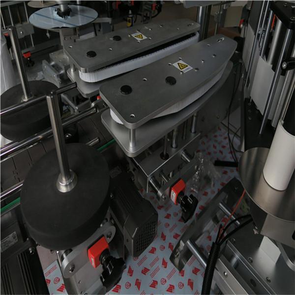 Strojevi za etiketiranje Strojevi sa bočnom naljepnicom / dvostrukim / fasadnim bočnim naljepnicama