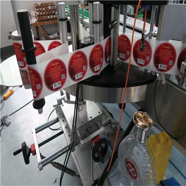 Potpuno automatski obostrani stroj za etiketiranje samoljepljivih naljepnica