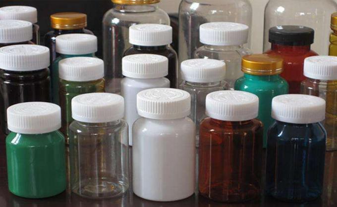 Prednji / stražnji dio aplikatora za naljepnice na bocama s okruglom ili ravnom bocom, oprema za označavanje boca