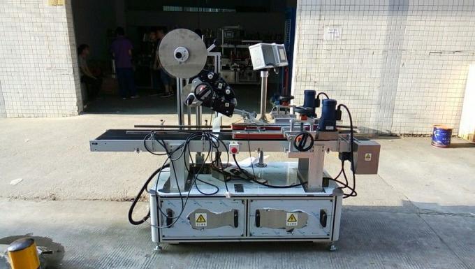 Stroj za etiketiranje s gornjim dijelom od 1500 W / oprema za nanošenje etiketa za čepove, kutije, časopise, karton