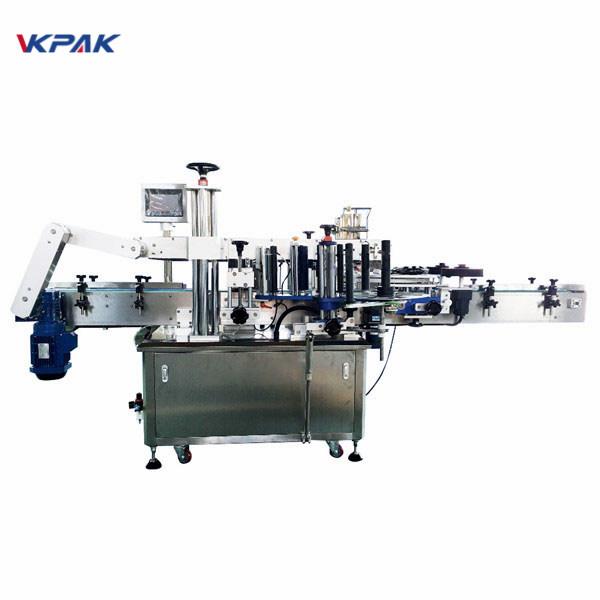 Stroj za automatsko naljepljivanje naljepnica s okruglom bočicom od 350 ml