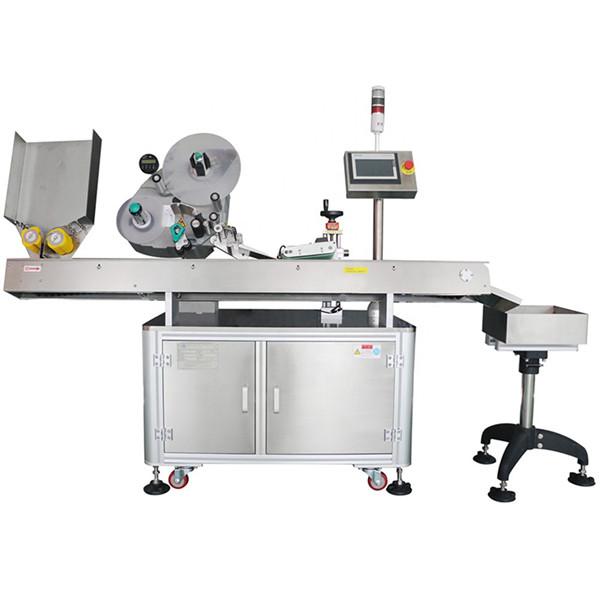 60-500 kom Min. Ekonomični automatski farmaceutski stroj za etiketiranje bočica s bočicama