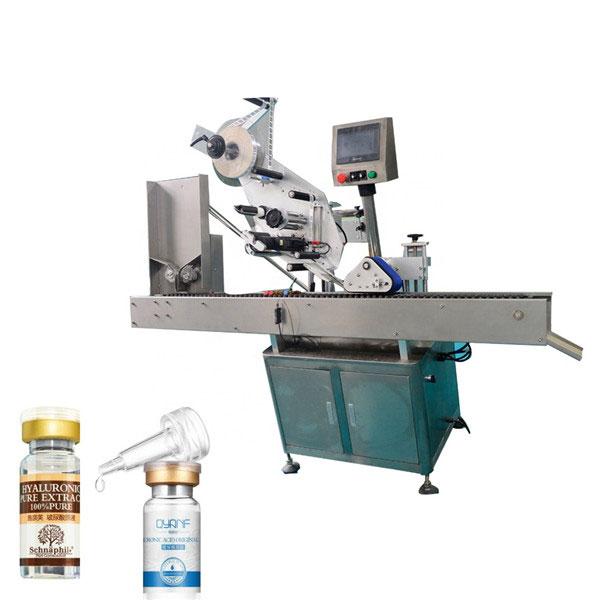 Stroj za industrijsko etiketiranje bočica Opp od aluminijske legure za okruglu bocu