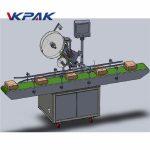 Stroj za automatsko naljepljivanje gornjih dijelova