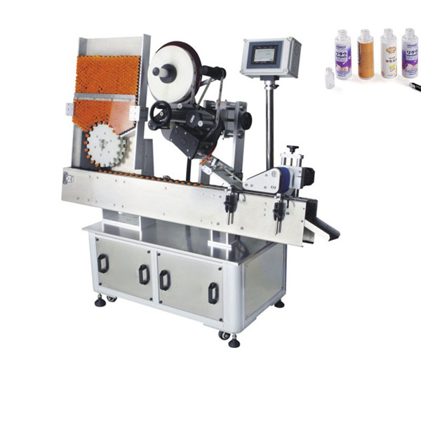 Stroj za automatsko etiketiranje naljepnica bočica s automatskim gnojivom 220V 2kw