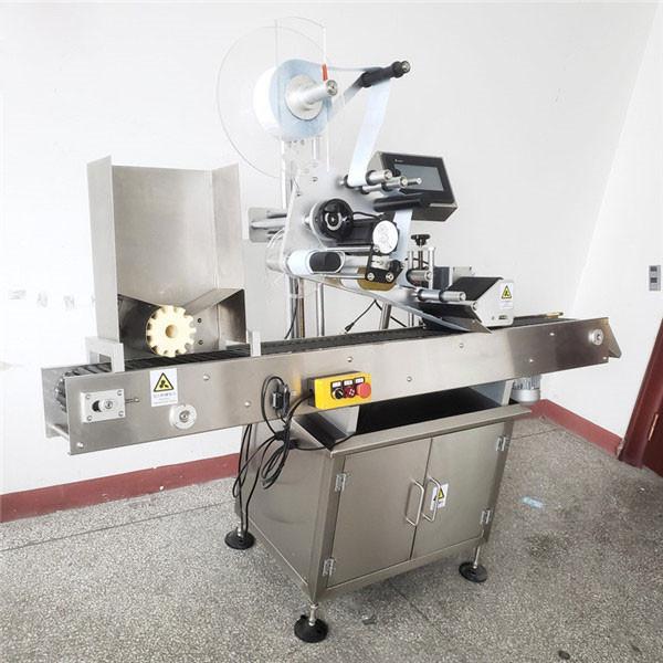 Automatski stroj za etiketiranje boca s okruglim vinskim bocama