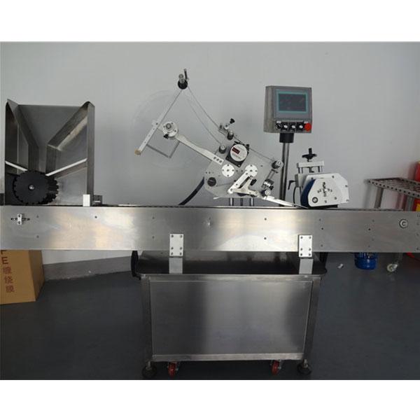 Automatski stroj za etiketiranje bočica s okruglom bocom za zamotavanje kućnih ljubimaca