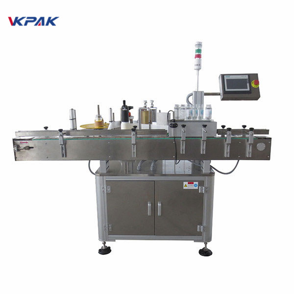 Automatski uređaj za nanošenje naljepnica naljepnica za bocu piva 220V 1,5H