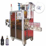 Stroj za naljepnice sa steznim rukavima u bocama, aplikator za naljepnice sa skupljanim rukavima