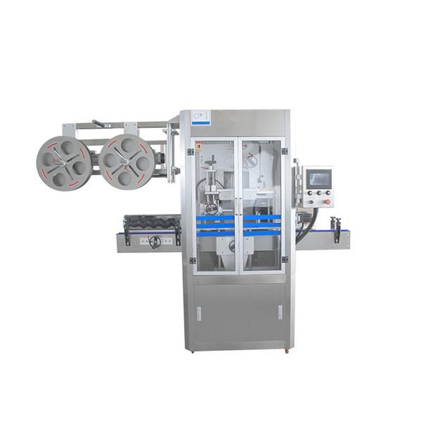 Stroj za apliciranje skupljajućih čahura od nehrđajućeg čelika s generatorom pare