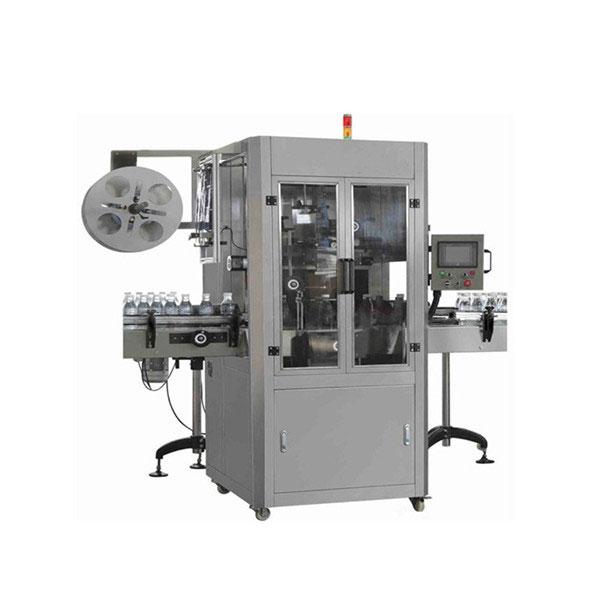 Automatski stroj za etiketiranje čaša sa čašama