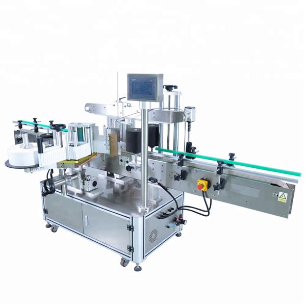 Prilagođeni stroj za automatsko nanošenje naljepnica za okruglu bocu deterdženta