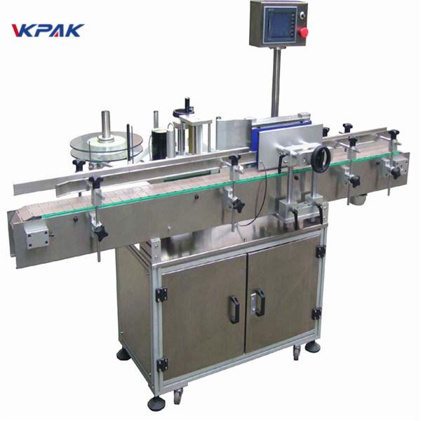 Prilagođeni stroj za etiketiranje naljepnica boca za pivo 220 V 20 - 200 kom u minuti