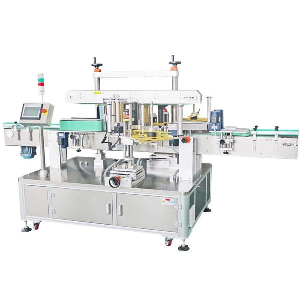 Stroj za etiketiranje dvostranih naljepnica, automatski stroj za nanošenje naljepnica