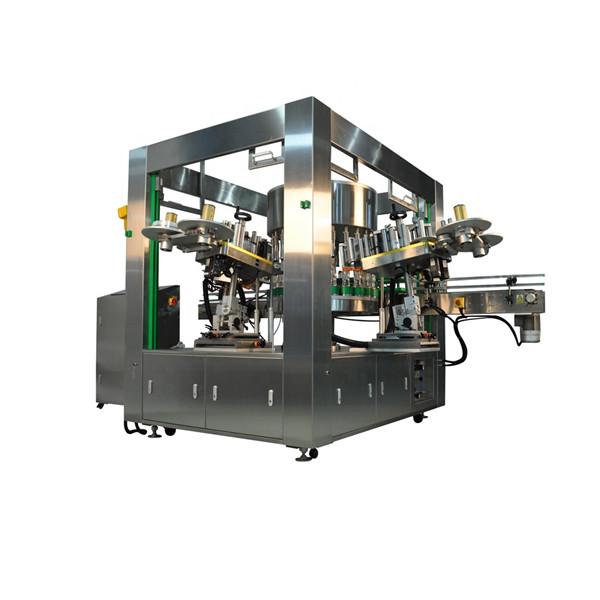 Učinkovita oprema za strojeve za označavanje naljepnica boca