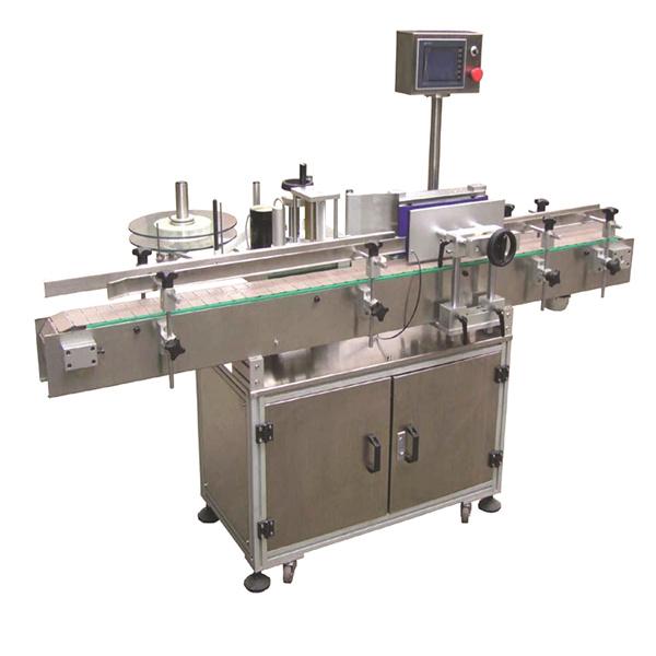 Automatska mašina za označavanje naljepnica sa fleksibilnim žbicama s dvostranim vrećicama od papira