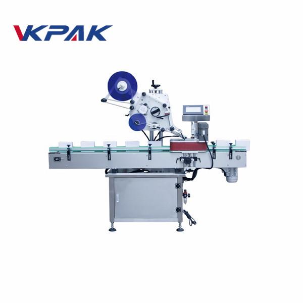 Potpuno automatski stroj za etiketiranje vrha za označavanje plastičnih praznih omotnica