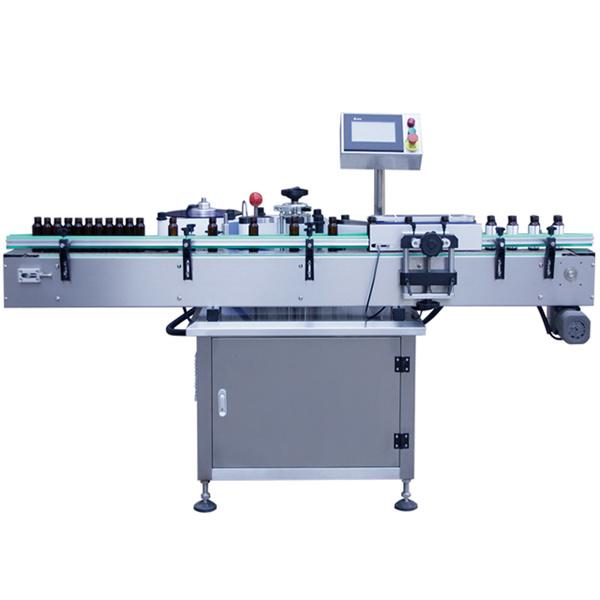 Stroj za etiketiranje samoljepljivih naljepnica na staklenim bocama, stroj za etiketiranje staklenih posuda