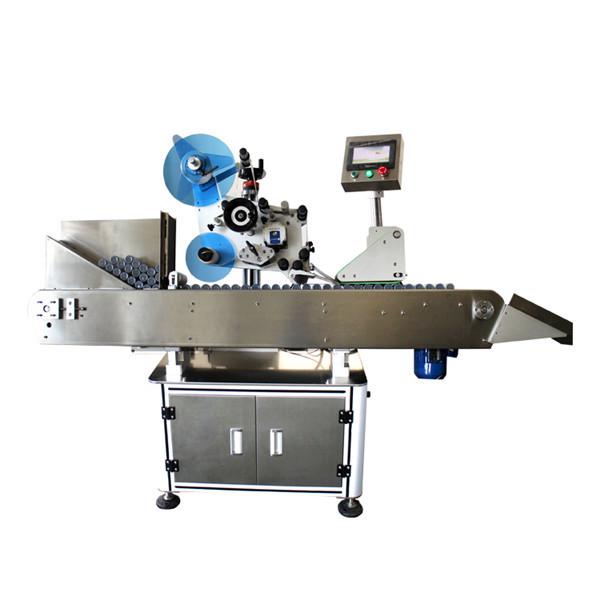 Stroj za etiketiranje naljepnica bočica velike brzine za industrijske boce