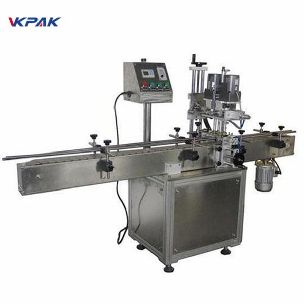 Industrijski dvostrani stroj za etiketiranje okruglih bočica za kozmetičke proizvode