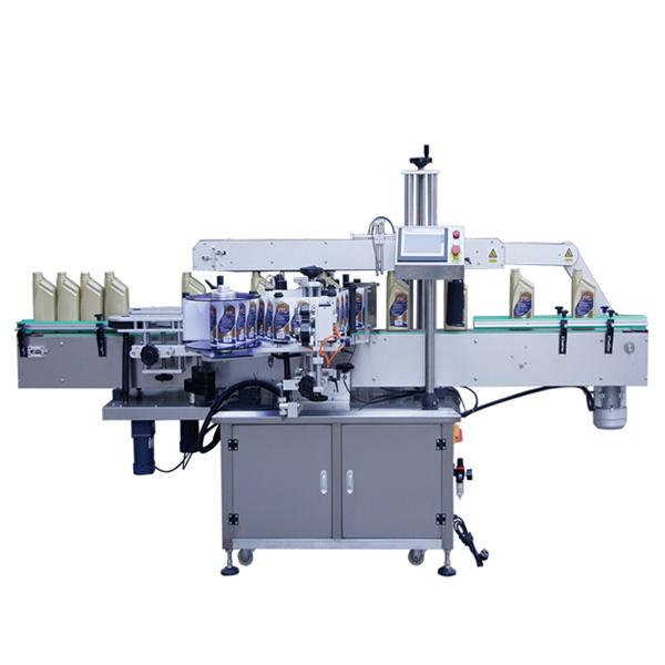 Stroj za nanošenje naljepnica za boce