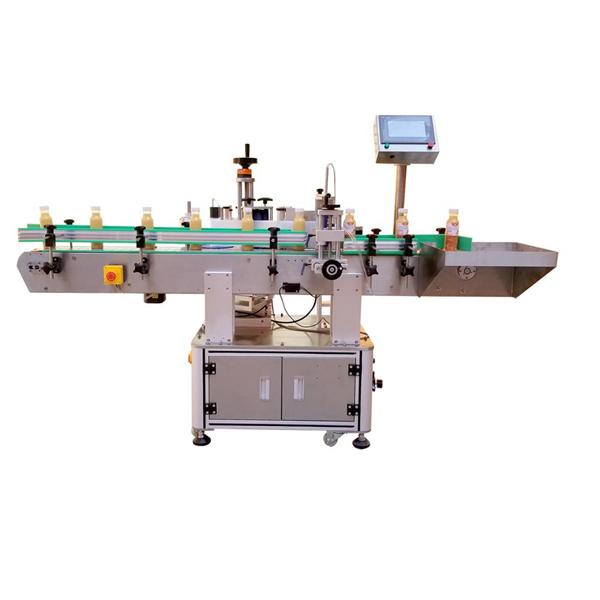 Linearni vertikalni stroj za etiketiranje s četiri etikete