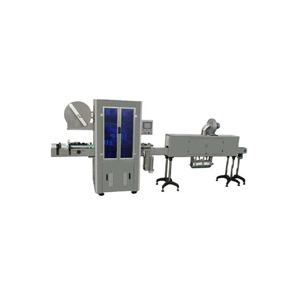 Stroj za etiketiranje skupnih rukavca za mineralnu vodu s ukupnom bocom