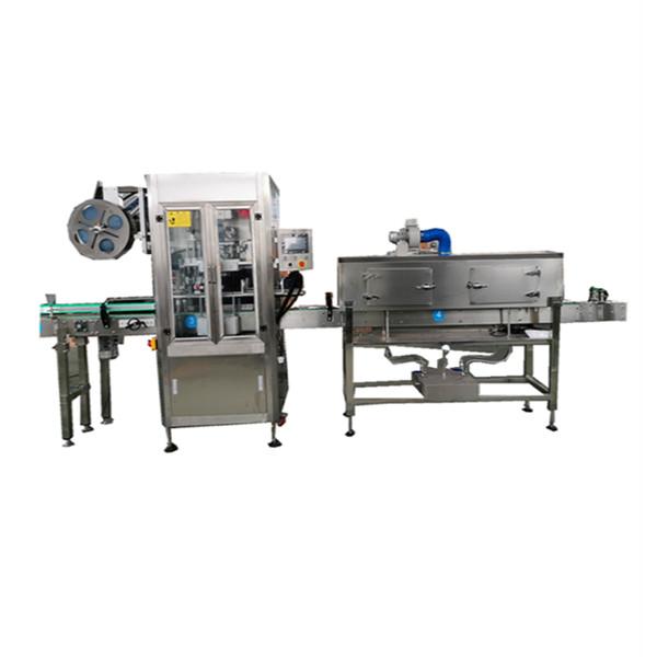 OPS stroj za apliciranje nehrđajućeg rukavca za boce