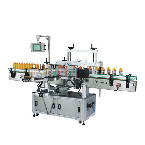 Stroj za etiketiranje plastičnih boca Odm s Plc-om i dodirnim zaslonom