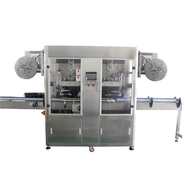 Stroj za etiketiranje PET boca od nehrđajućeg čelika za razne boce CE