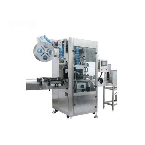 Stroj za apliciranje PVC skupljajućih rukava Potpuno automatski stroj za skupljanje etiketa