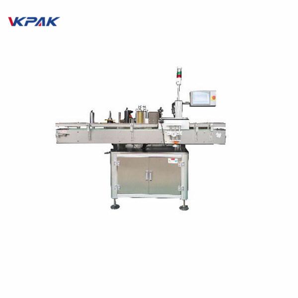 Mašina za etiketiranje naljepnica s okruglom bocom naljepnice za boce 30-100 mm