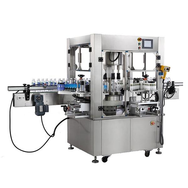 Debljina opreme stroja za rotacijsku naljepnicu s okruglom bocom