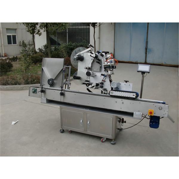Stroj za označavanje naljepnica bočica sa servo motorom Automatska cijev za ampule naljepnica