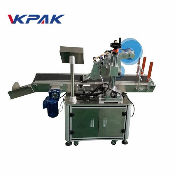 Stroj za automatsko etiketiranje naljepnica Servo Sus304 s certifikatom Ce
