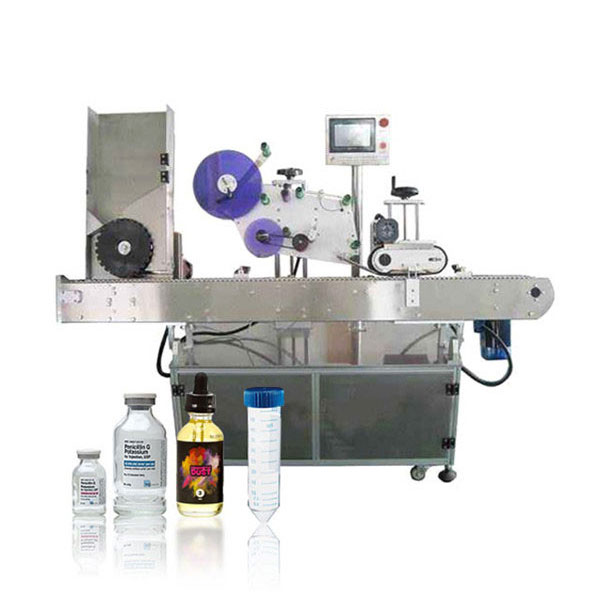 Stroj za automatsko vodoravno označavanje Siemens Plc bočica servo kontrolera
