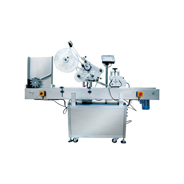 Mašina za označavanje malih plastičnih boca, naljepnica za naljepnice boca penicilina