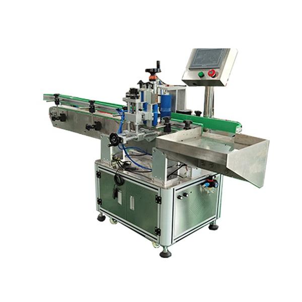 Stroj za automatsko označavanje kvadratnih i okruglih boca