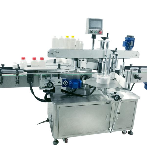 Stroj za etiketiranje četvrtastih boca