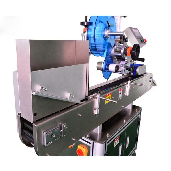 Stroj za etiketiranje bočica s naljepnicama od nehrđajućeg čelika za ampule