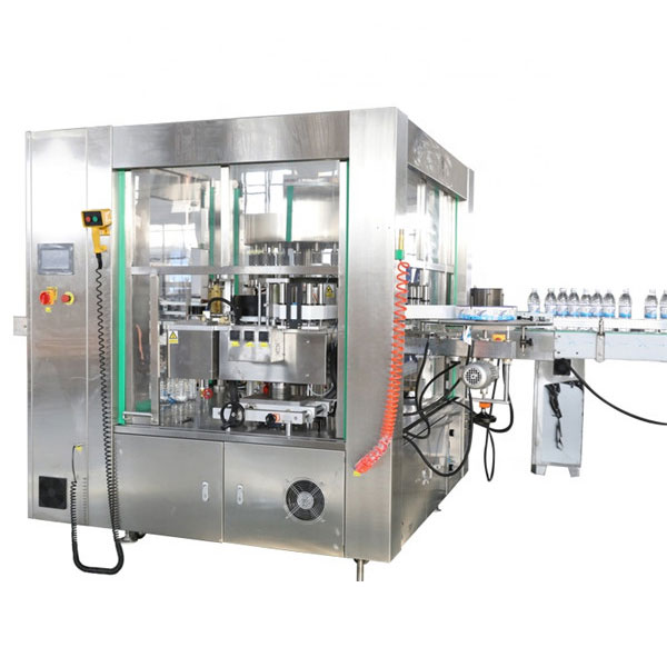 Strojevi s rotacijskim sustavom za automatsko označavanje naljepnica s tri lica