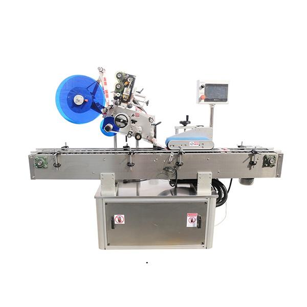 Stroj za etiketiranje s gornje i dvostrane stranice