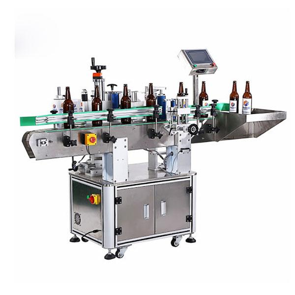Stroj za etiketiranje boca vina