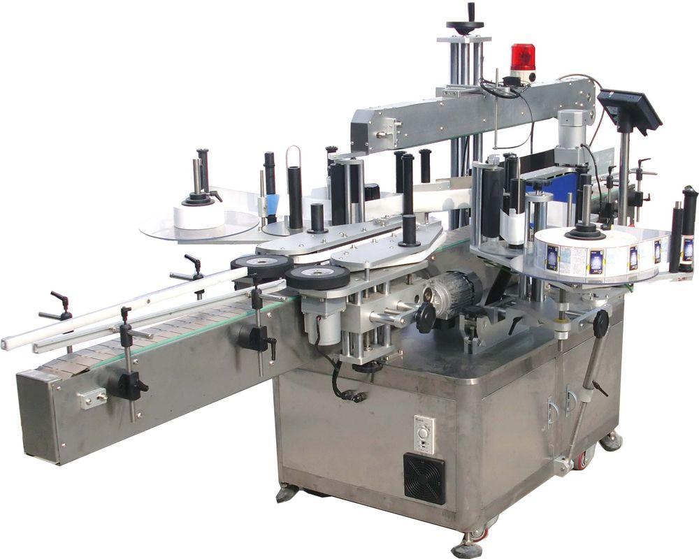 Stroj za etiketiranje naljepnica hidrauličnog ulja velike brzine