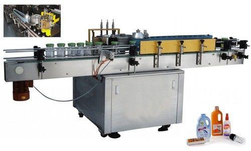 Automatski stroj za nanošenje naljepnica hladnog ljepila za okruglu bocu po mjeri