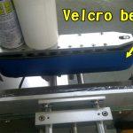 Ljepljivi stroj za nanošenje naljepnica za nokte